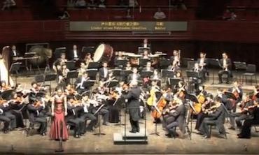 Mahler – Lieder eines fahrenden Gesellen Nr. 3